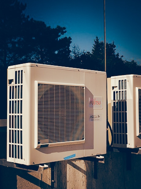 Chillers and HVAC